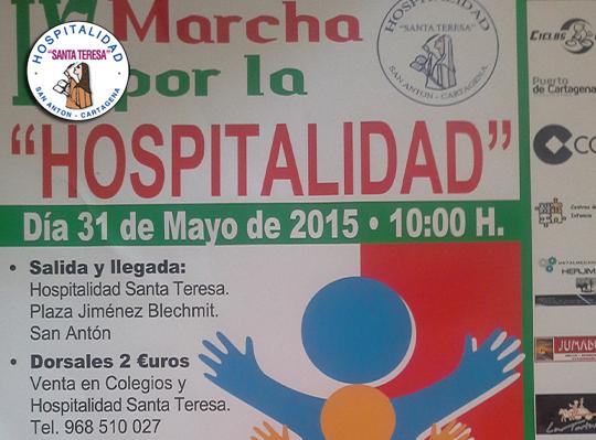 IV MARCHA POR LA HOSPITALIDAD